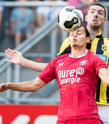 Twente berekenend naar zege op zwak Vitesse