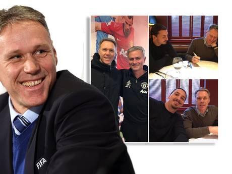Van Basten spart met Zlatan