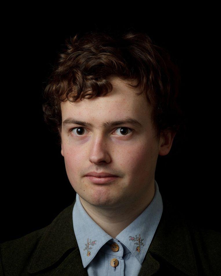 Rory Pilgrim Beeld Peter Lipton / de Volkskrant