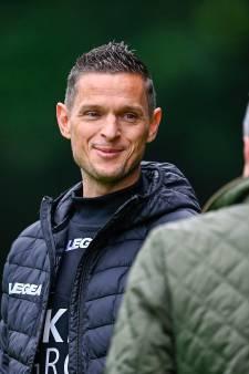 Rogier Meijer, bij NEC als dertiger trainer in de eredivisie: met klankbord Ted en een podcast Spaanse les