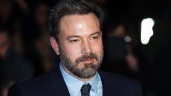 """Ben Affleck reageert op Weinstein-schandaal: """"Ik wist dat hij vunzig was"""""""