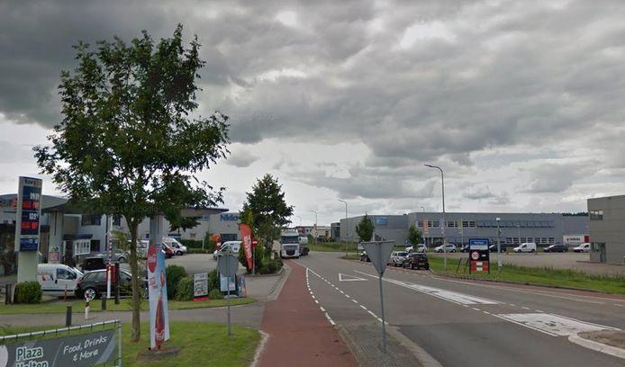 Ook op het Holtense bedrijventerrein Vletgaarsmaten komt binnenkort cameratoezicht.