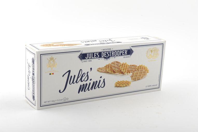 Koeken van Jules Destrooper. Beeld Kos