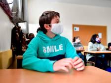Un recours contre le port du masque en classe déposé au Conseil d'État
