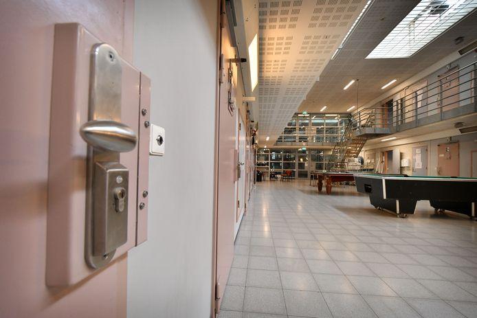 De penitentiaire inrichting in Zutphen.