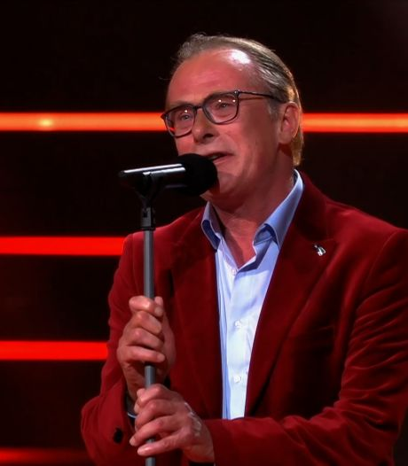 Doetinchemse zanger Erik Hagelstein door naar finaleronde The Voice Senior