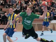 Versteijnen (18) uit Berkel-Enschot voor het eerst bij Oranje handbalselectie