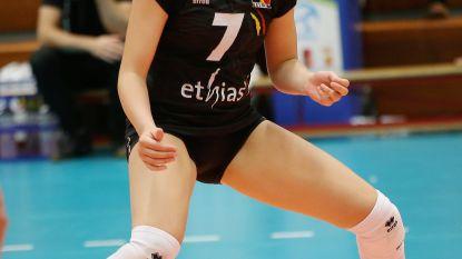 """Celine Van Gestel is beste volleybalster van het jaar: """"Als rookie was ik altijd tweede"""""""