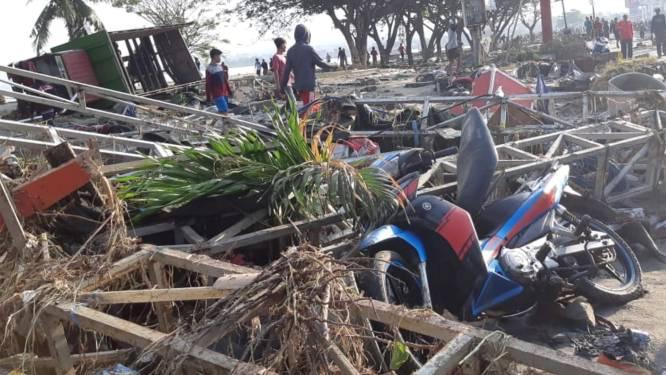 Al minstens 384 doden na aardbeving en verwoestende tsunami in Indonesië: voorlopig geen Belgische slachtoffers