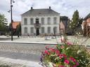 Villa ter Linde aan het OL Vrouwplein in Uden.