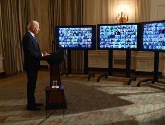 Biden dreigt Witte Huis-medewerkers te ontslaan, als ze elkaar niet met respect behandelen