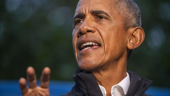 Obama waarschuwt voor Republikeinse bedreiging voor de democratie