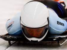Kimberley Bos eindigt als vijftiende op WK skeleton
