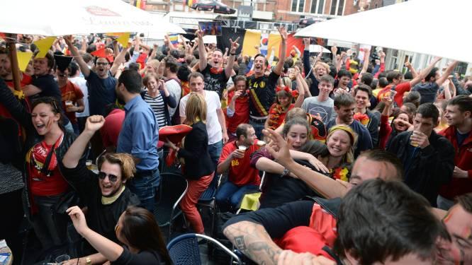 EK-vreugde in onze regio: zes toplocaties om de Rode Duivels naar de finale te schreeuwen