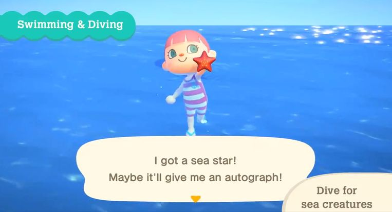 'Animal Crossing'-update