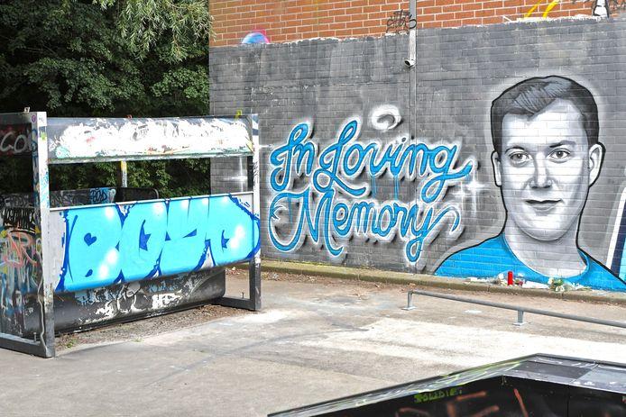 In Loving Memory. Boyd zal nooit vergeten worden