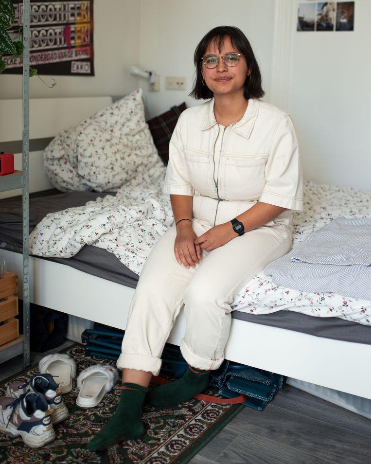 Vera Vaessen: 'Jongeren doen in het nachtleven ook aan zelfontplooiing: de drempel om je talenten te ontwikkelen is laag.' Beeld Sabine van Wechem