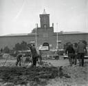 Herinrichting entree en plantsoen Van Abbemuseum