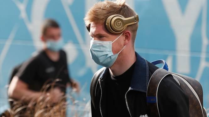 De 'Gouden' concurrenten van De Bruyne: Mbappé topfavoriet volgens bookies, Messi en CR7 slechts outsiders