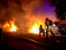 Meer autobranden tijdens jaarwisseling in Brabant