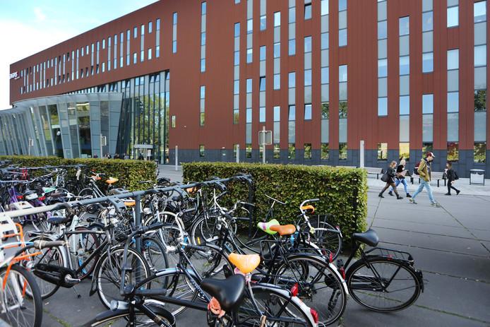 Terrein van Avans Hogeschool te Breda. Vanaf april 2019 is dit een rookvrije zone.