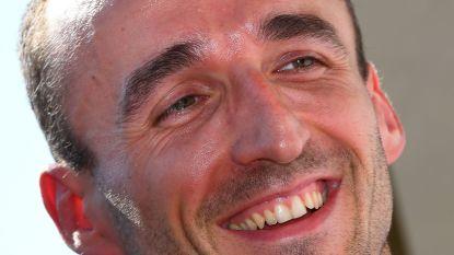 Kubica keert terug na acht jaar