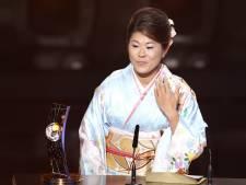 La Messi au féminin est une geisha