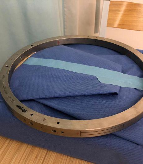 Radarfabriek Signaal uit Hengelo maakte ook een raamwerk voor uiterst secure hersenoperaties