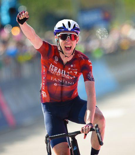 Dan Martin heeft nu in alle grote rondes een rit gewonnen: 'Hiervoor kwam ik'
