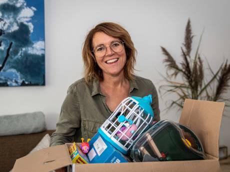 Ruilbeurs voor Sinterklaas in Wolphaartsdijk en Zierikzee:'Kind is net zo blij met geruild als gekocht cadeautje'