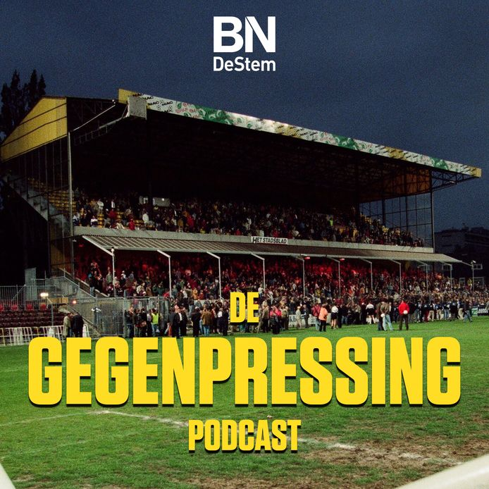 De Gegenpressing Podcast, een podcast van BN DeStem over NAC.