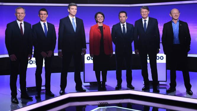 Franse socialisten kiezen vandaag hun presidentskandidaat