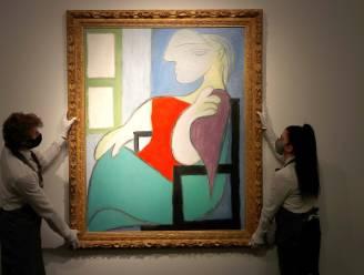 Schilderij Picasso in New York geveild voor 85 miljoen euro