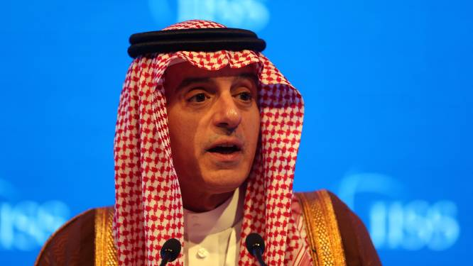 "Buitenlandminister Saudi-Arabië noemt ophef over dood Khashoggi ""hysterisch"""