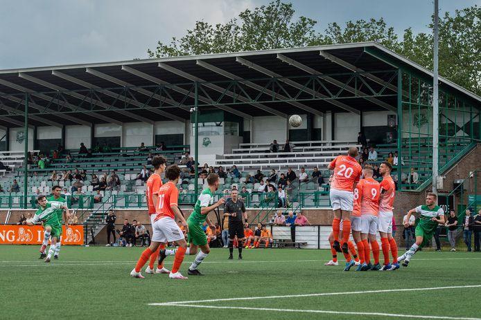 Komend seizoen mag er meer gewisseld worden in het amateurvoetbal