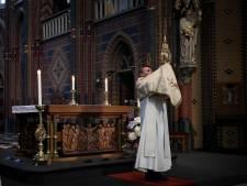 Eindhoven wordt op Palmzondag niet vanuit de lucht gezegend