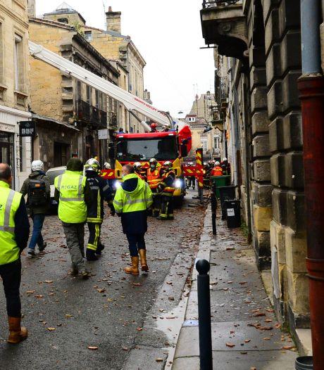 Forte explosion dans le centre de Bordeaux: un mort, un blessé grave