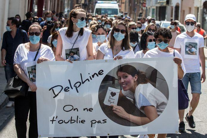 Albi, 12 juin: une marche en hommage à Delphine Jubillar