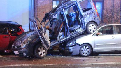 Ravage na spectaculair ongeval