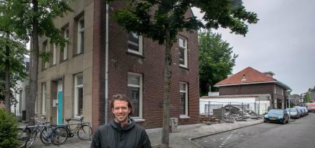 Jonge ontwikkelaar bouwt drie woningen Rochusstraat Eindhoven