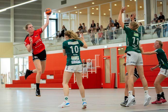 Kim Boerdam - namens Kwiek op schot tegen Vechta - zal haar kwaliteiten weer gaan etaleren bij Wijhe'92.