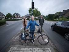 Ouders bezorgd over opheffen van Leendse verkeerslichten