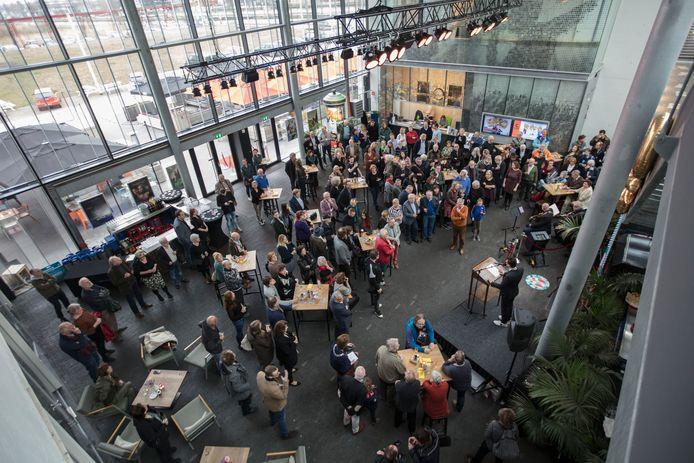 Cultuurcentrum de Cacaofabriek in Helmond zag de voorbije periode bijna alle inkomsten wegvallen. Mogelijk gaat de gemeente bijspringen.