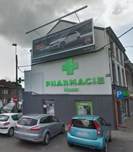 Trois individus arrêtés peu de temps après leur braquage dans une pharmacie de Saint-Nicolas