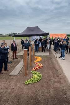 Fruit Tech Campus in Geldermalsen wordt 'kraamkamer van Betuwse fruittoekomst'