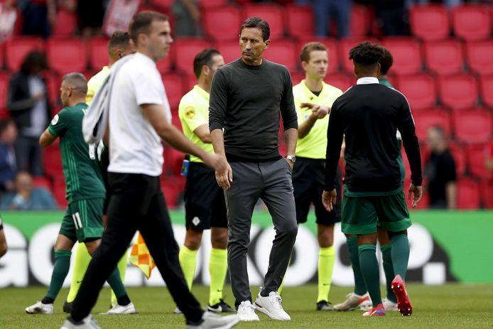 Afgelopen weekend was Mario Götze snel klaar tegen Feyenoord. Hij had een blessure opgelopen.