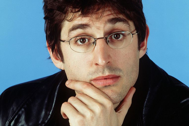 Louis Theroux in 2000. Beeld anp