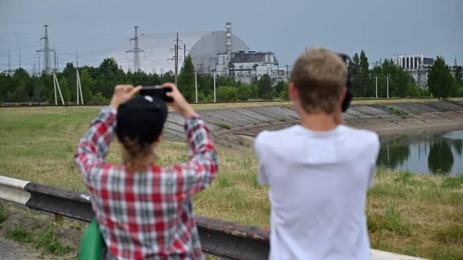 Oekraïne wil ontplofte kerncentrale Tsjernobyl als werelderfgoed