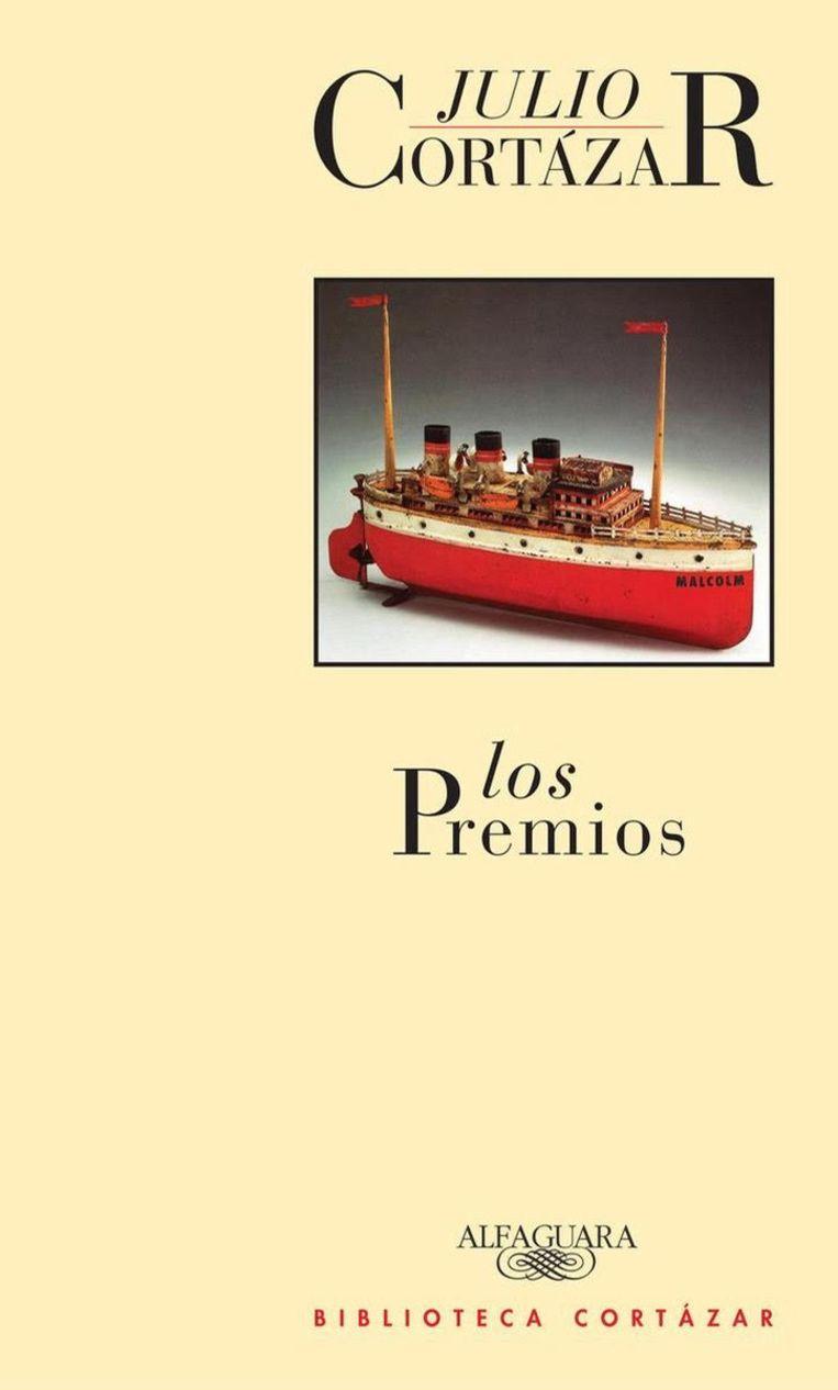 Toch nog gevonden: een exemplaar van 'Los premios', van auteur Julio Cortázar. Beeld RV