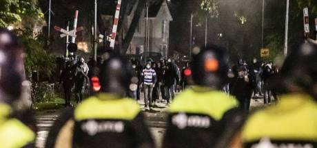 Stadiongebied verboden terrein rond wedstrijd De Graafschap tegen Roda JC na rellen